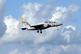 masahiさんが、浜松基地で撮影した航空自衛隊 T-4の航空フォト(飛行機 写真・画像)