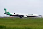 kopさんが、福岡空港で撮影したエバー航空 A330-302の航空フォト(飛行機 写真・画像)