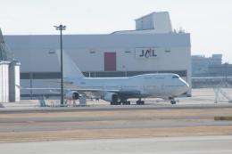 kahluamilkさんが、成田国際空港で撮影したウェルズ・ファーゴ・バンク・ノースウェスト 747-446の航空フォト(飛行機 写真・画像)