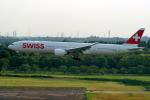 K.Sさんが、成田国際空港で撮影したスイスインターナショナルエアラインズ 777-3DE/ERの航空フォト(飛行機 写真・画像)