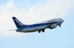 にしやんさんが、新千歳空港で撮影したエアーニッポン 737-5L9の航空フォト(飛行機 写真・画像)