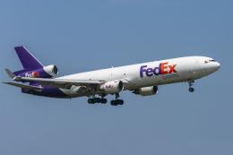 mameshibaさんが、成田国際空港で撮影したフェデックス・エクスプレス MD-11Fの航空フォト(飛行機 写真・画像)