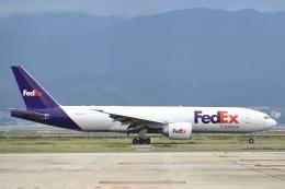 Hii82さんが、関西国際空港で撮影したフェデックス・エクスプレス 777-FHTの航空フォト(飛行機 写真・画像)