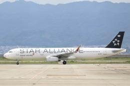 Hii82さんが、関西国際空港で撮影したアシアナ航空 A321-231の航空フォト(飛行機 写真・画像)