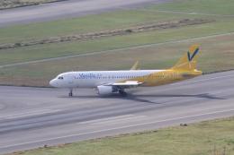 Hiro-hiroさんが、新石垣空港で撮影したバニラエア A320-214の航空フォト(飛行機 写真・画像)