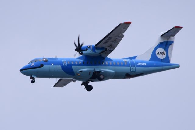 TOPAZ102さんが、伊丹空港で撮影した天草エアライン ATR-42-600の航空フォト(飛行機 写真・画像)