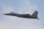 黄色の168さんが、千歳基地で撮影した航空自衛隊 F-15J Eagleの航空フォト(飛行機 写真・画像)