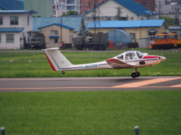 ここはどこ?さんが、札幌飛行場で撮影した日本個人所有 G109Bの航空フォト(飛行機 写真・画像)