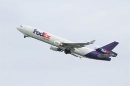 OMAさんが、岩国空港で撮影したフェデックス・エクスプレス MD-11Fの航空フォト(飛行機 写真・画像)