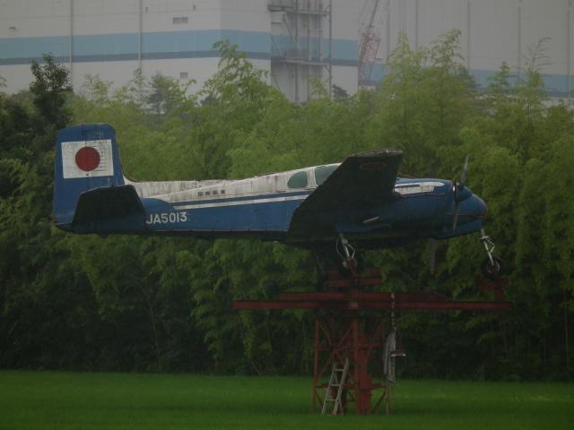ヒコーキグモさんが、広島県某所で撮影した共立航空撮影 B50 Twin Bonanzaの航空フォト(飛行機 写真・画像)