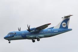 新城良彦 JAL FANさんが、伊丹空港で撮影した天草エアライン ATR-42-600の航空フォト(飛行機 写真・画像)