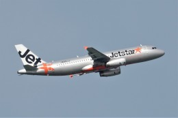 jutenLCFさんが、中部国際空港で撮影したジェットスター・ジャパン A320-232の航空フォト(飛行機 写真・画像)