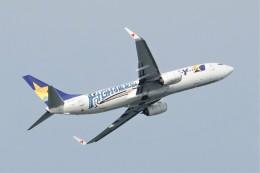 jutenLCFさんが、中部国際空港で撮影したスカイマーク 737-86Nの航空フォト(飛行機 写真・画像)