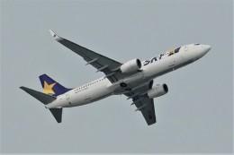 jutenLCFさんが、中部国際空港で撮影したスカイマーク 737-81Dの航空フォト(飛行機 写真・画像)