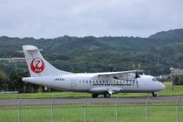 MIRAGE E.Rさんが、出雲空港で撮影した日本エアコミューター ATR-42-600の航空フォト(飛行機 写真・画像)
