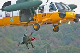 スカルショットさんが、茨城空港で撮影した航空自衛隊 UH-60Jの航空フォト(飛行機 写真・画像)