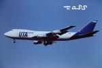 tassさんが、成田国際空港で撮影したUTA 747-228F/SCDの航空フォト(飛行機 写真・画像)