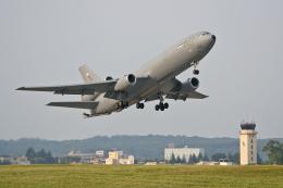 スカルショットさんが、横田基地で撮影したアメリカ空軍 KC-10A Extender (DC-10-30CF)の航空フォト(飛行機 写真・画像)