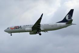 walker2000さんが、成田国際空港で撮影した山東航空 737-85Nの航空フォト(飛行機 写真・画像)