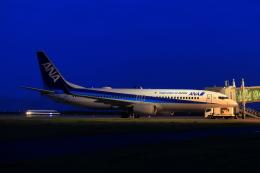 Gripen-YNさんが、能登空港で撮影した全日空 737-881の航空フォト(飛行機 写真・画像)