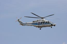 kahluamilkさんが、成田国際空港で撮影した海上保安庁 AW139の航空フォト(飛行機 写真・画像)
