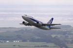 Hiro-hiroさんが、新石垣空港で撮影したANAウイングス 737-54Kの航空フォト(飛行機 写真・画像)