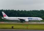 Cygnus00さんが、新千歳空港で撮影した日本航空 777-346/ERの航空フォト(飛行機 写真・画像)