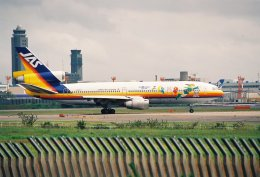 かぐさんが、成田国際空港で撮影した日本エアシステム DC-10-30の航空フォト(飛行機 写真・画像)