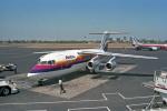 Gambardierさんが、ジョン・ウェイン空港で撮影したエアカル BAe-146-200Aの航空フォト(飛行機 写真・画像)