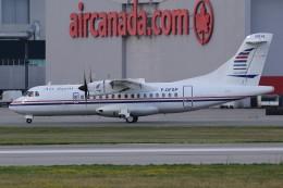JETBIRDさんが、モントリオール・ピエール・エリオット・トルドー国際空港で撮影したエア・サンピエール ATR-42-500の航空フォト(飛行機 写真・画像)