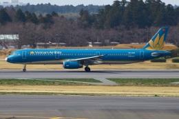 Tomo_mczさんが、成田国際空港で撮影したベトナム航空 A321-231の航空フォト(飛行機 写真・画像)