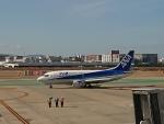けいすけさんが、福岡空港で撮影したANAウイングス 737-54Kの航空フォト(飛行機 写真・画像)