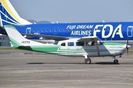 とびたさんが、名古屋飛行場で撮影したアドバンス・エア・スポーツ T207A Turbo Stationair 7の航空フォト(飛行機 写真・画像)