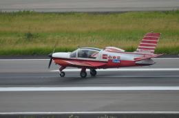 OZISANさんが、高松空港で撮影した日本法人所有 MS.893A Rallye Commodore 180の航空フォト(飛行機 写真・画像)
