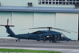 Zakiyamaさんが、熊本空港で撮影した航空自衛隊 UH-60Jの航空フォト(飛行機 写真・画像)