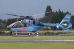 MOR1(新アカウント)さんが、鹿児島空港で撮影した宮崎県警察 EC135T2+の航空フォト(飛行機 写真・画像)