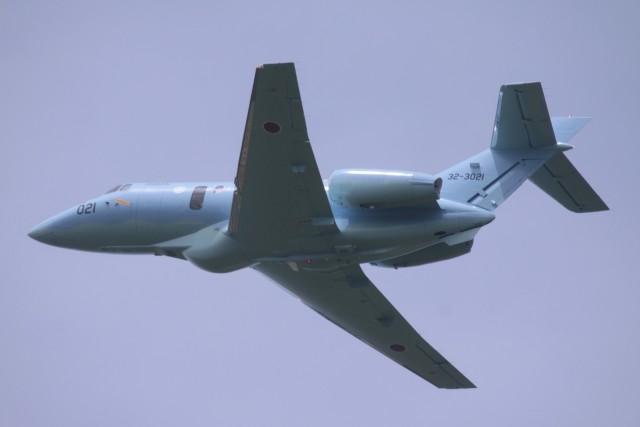 Mr.boneさんが、茨城空港で撮影した航空自衛隊 U-125A(Hawker 800)の航空フォト(飛行機 写真・画像)