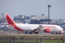 Mr.boneさんが、成田国際空港で撮影したアビアンカ航空 787-8 Dreamlinerの航空フォト(飛行機 写真・画像)