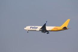 airdrugさんが、成田国際空港で撮影したポーラーエアカーゴ 767-3JHF(ER)の航空フォト(飛行機 写真・画像)