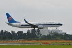 ポン太さんが、成田国際空港で撮影した中国南方航空 737-81Bの航空フォト(飛行機 写真・画像)
