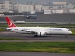 FT51ANさんが、羽田空港で撮影したターキッシュ・エアラインズ 787-9の航空フォト(飛行機 写真・画像)