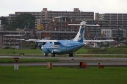 Yusuke✈︎さんが、福岡空港で撮影した天草エアライン ATR-42-600の航空フォト(飛行機 写真・画像)
