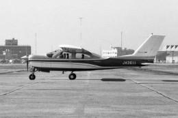 apphgさんが、名古屋飛行場で撮影した野崎産業 177RG Cardinalの航空フォト(飛行機 写真・画像)