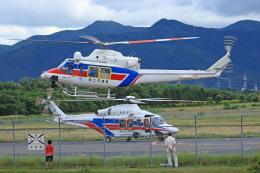Nao0407さんが、松本空港で撮影した国土交通省 地方整備局 AW139の航空フォト(飛行機 写真・画像)