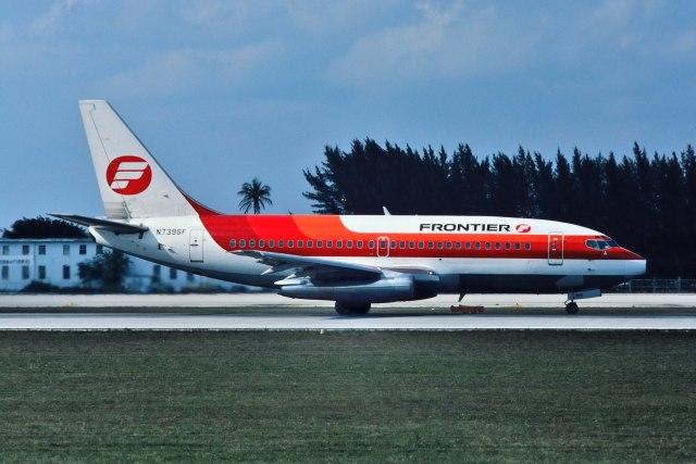 パール大山さんが、マイアミ国際空港で撮影したエア・フロリダ 737-291/Advの航空フォト(飛行機 写真・画像)