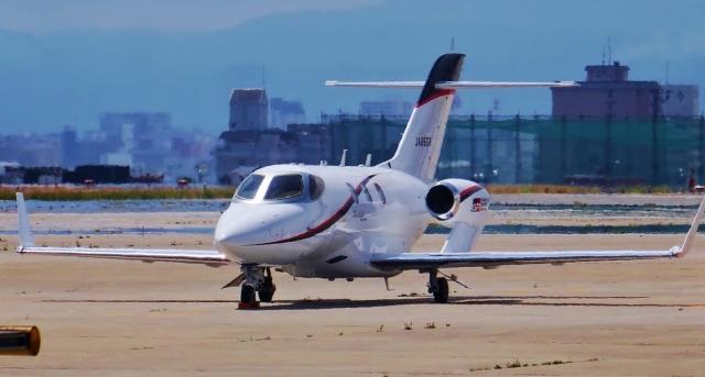 Airway-japanさんが、函館空港で撮影した朝日航洋 HA-420の航空フォト(飛行機 写真・画像)