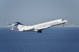 flying_horseさんが、羽田空港で撮影した不明 BD-700 Global Express/5000/6000の航空フォト(飛行機 写真・画像)