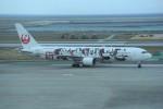 kumagorouさんが、那覇空港で撮影した日本航空 767-346/ERの航空フォト(飛行機 写真・画像)