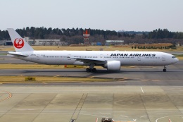 Tomo_mczさんが、成田国際空港で撮影した日本航空 777-346/ERの航空フォト(飛行機 写真・画像)