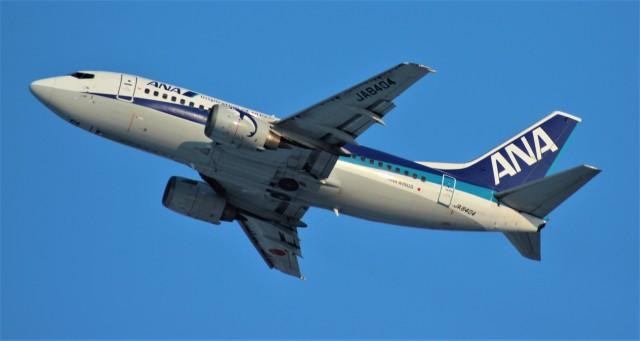 Rsaさんが、新千歳空港で撮影したANAウイングス 737-54Kの航空フォト(飛行機 写真・画像)